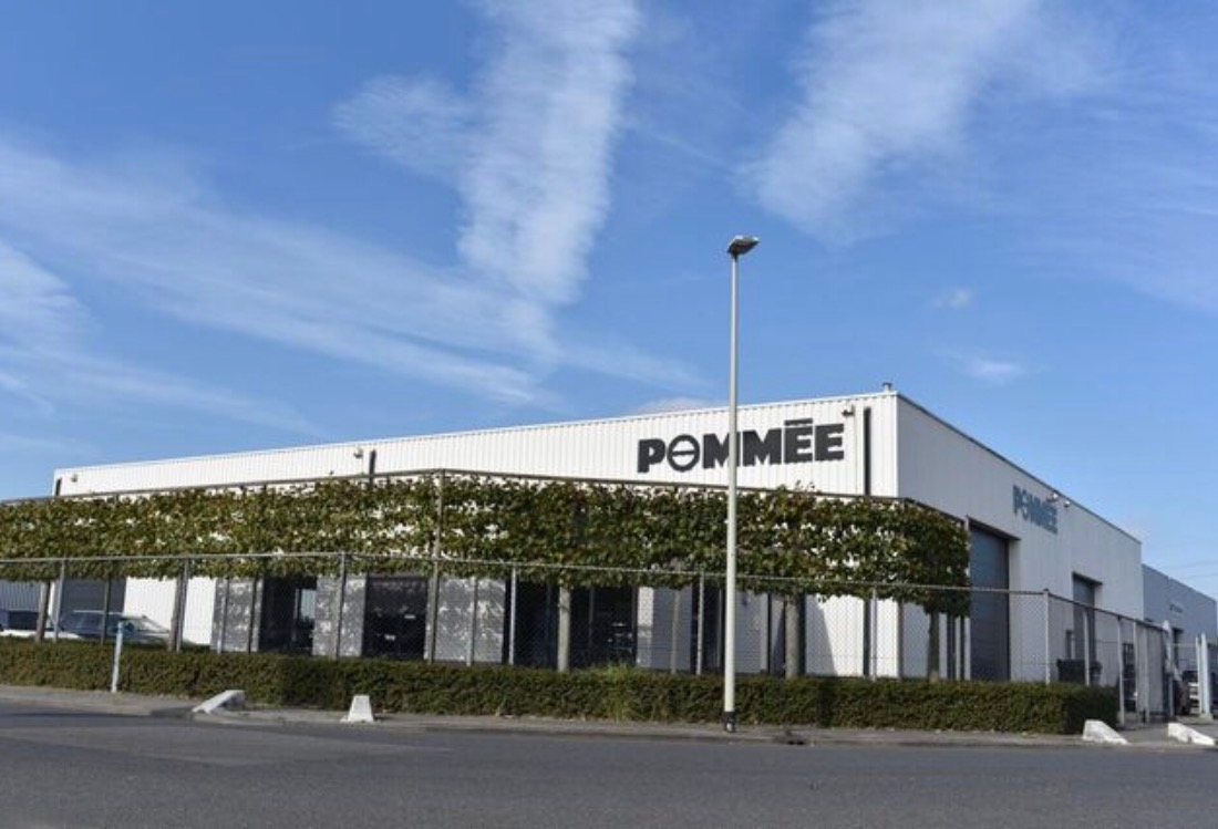 Pommee machines and equipment
