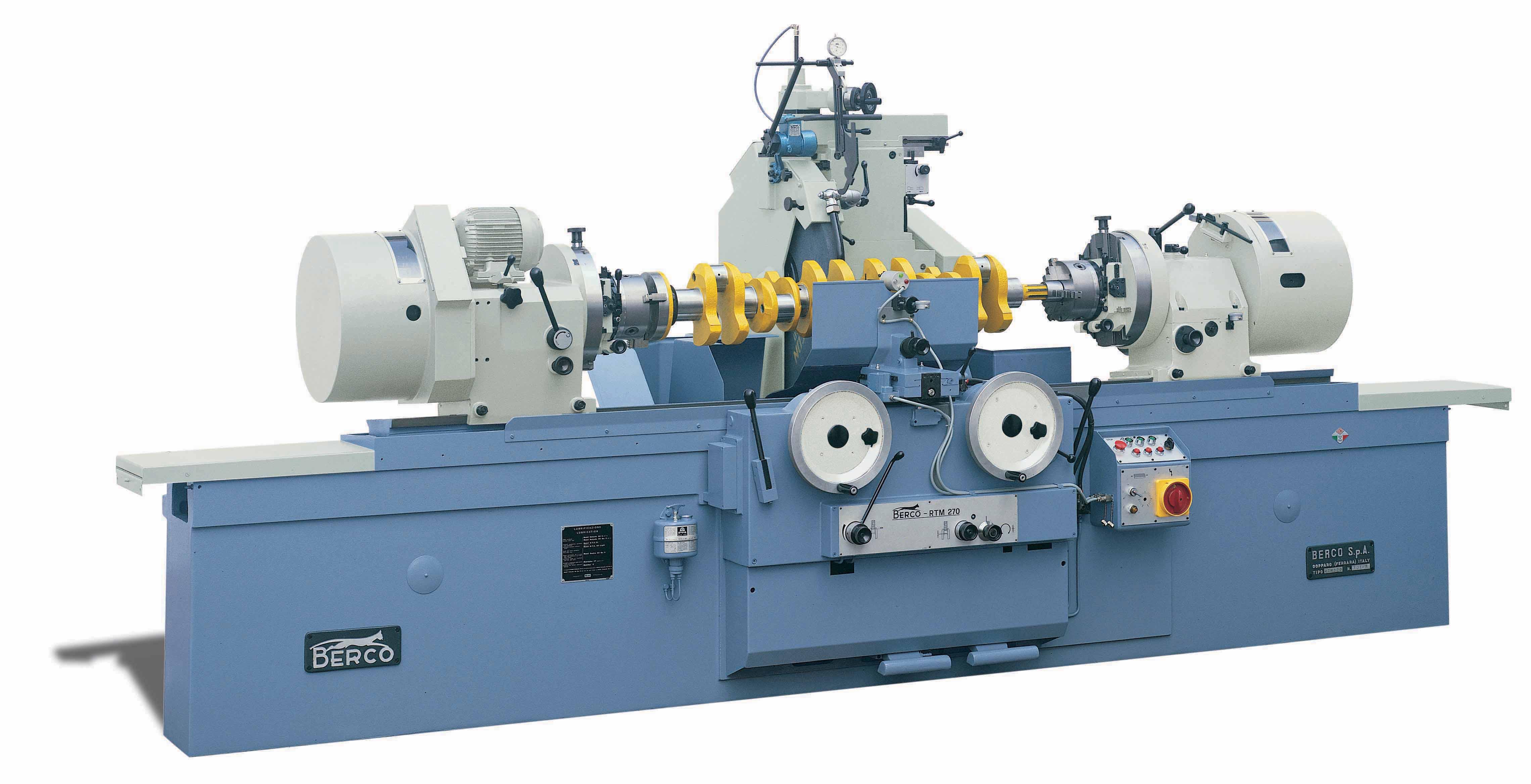 Pommee | Machines | Equipment - RTM 270