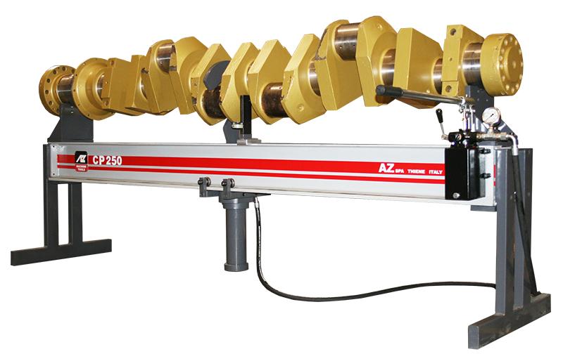 Crankshaft - Pommee | Machines | Equipment